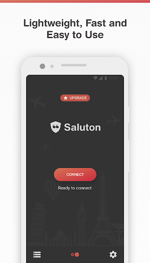 Saluton Free VPN – Unlimited, Fast and Secure VPN 1.15 screenshots 2
