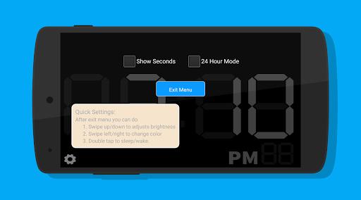 Digital Clock screenshot