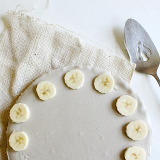 No-Bake Vegan Banana Cream Pie