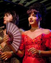 Photo: gay fashion show, havana, cuba. Tracey Eaton photo