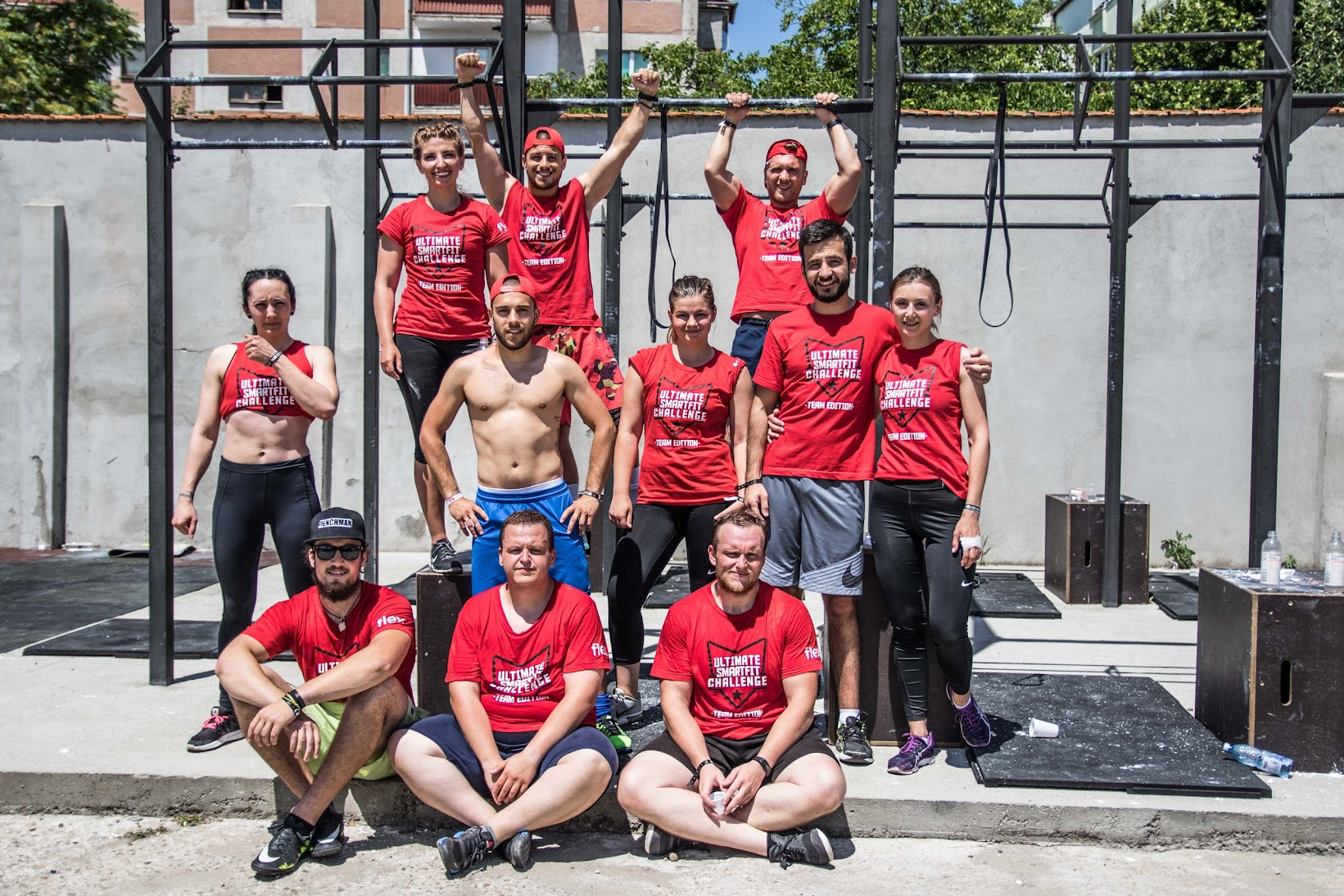 ultimate smartfit challenge team edition