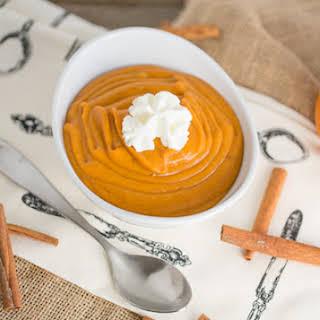 Easy Pumpkin Pudding.