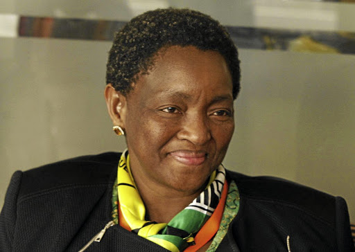 No change: Social Development Minister Bathabile Dlamini tabled the unrevised 2012 social security reform paper at Nedlac.Picture: FILE