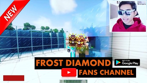 Frost Diamond Fans Channel Ibia Studio screenshots 2