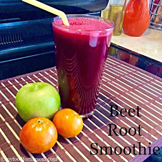 Beet Root Smoothie