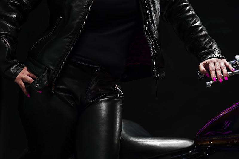 LadyBiker di Alessandro Alessandri