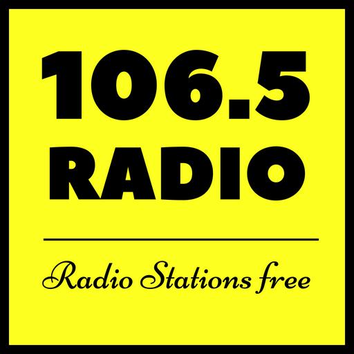 106.5 FM Radio stations onlie