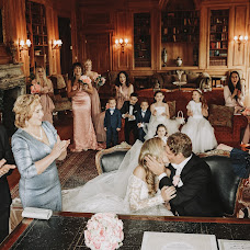 Bröllopsfotograf Fedor Borodin (fmborodin). Foto av 17.07.2019