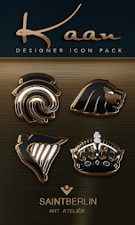King Kaan HD Icon Pack APK screenshot thumbnail 1