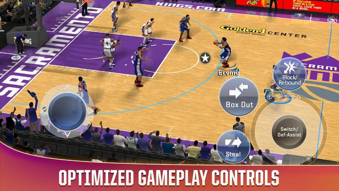 NBA 2K20 Android App Screenshot