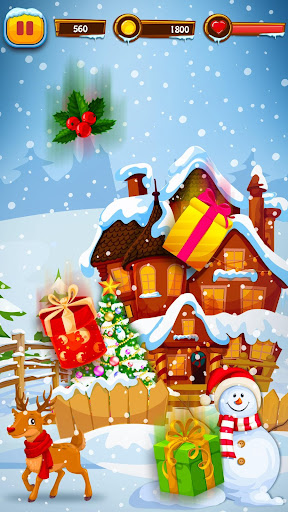 Gift Smash - Manie de Noël  captures d'écran 3