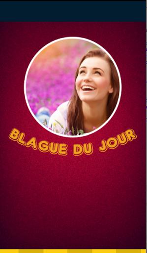 Blague Du Jour
