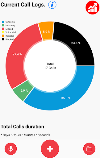 call recording : automatic Call Recorder & manager 9.0 screenshots 2