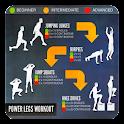Power Legs Workout icon