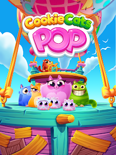 Cookie Cats Pop MOD (Unlimited Lives) 10