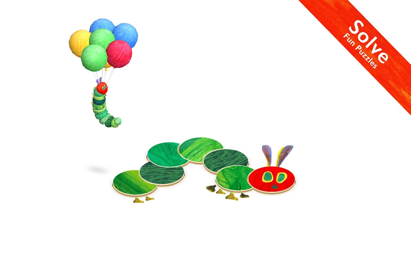 caterpillar shapes u0026 colors android apps on google play