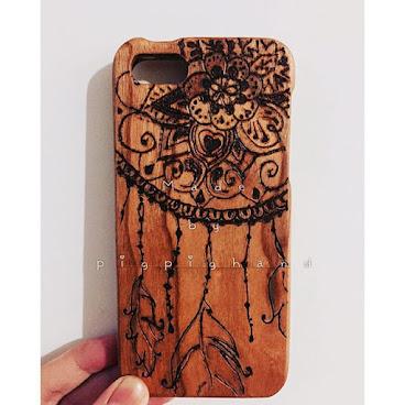 木製手機殻