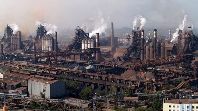 Азовсталь остановился на ремонт, чтобы снизить выбросы в атмосферу | ubr.ua