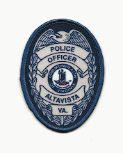 Photo: AltaVista Police, Badge