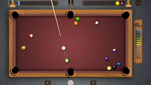 Pool Billiards Pro 3.9 screenshots 2