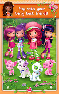 Strawberry Shortcake BerryRush- screenshot thumbnail