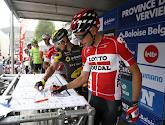 Stig Broeck spreekt zijn droom uit na zijn ongeluk in de Ronde van België