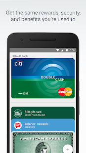 Android Pay- screenshot thumbnail