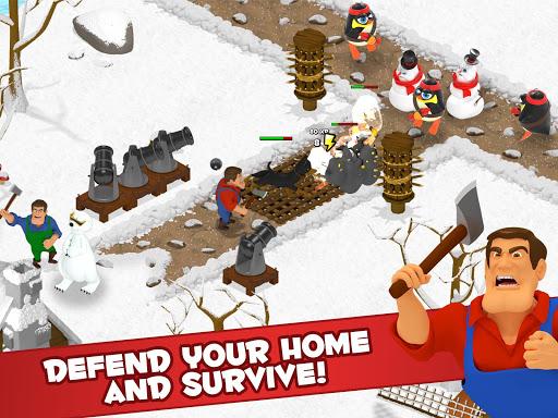Battle Bros - Tower Defense 1.55 screenshots 9
