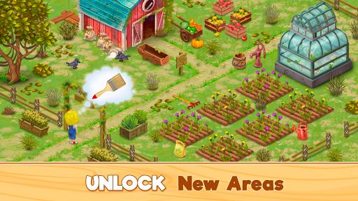 Grannyu2019s Farm: Free Match 3 Game filehippodl screenshot 13