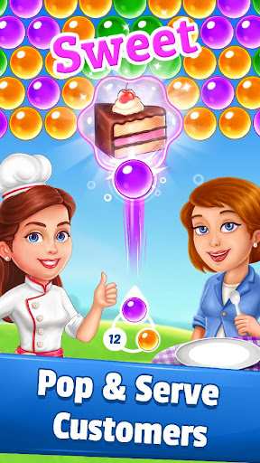 Pastry Pop Blast - Bubble Shooter 0.1.09 {cheat|hack|gameplay|apk mod|resources generator} 1