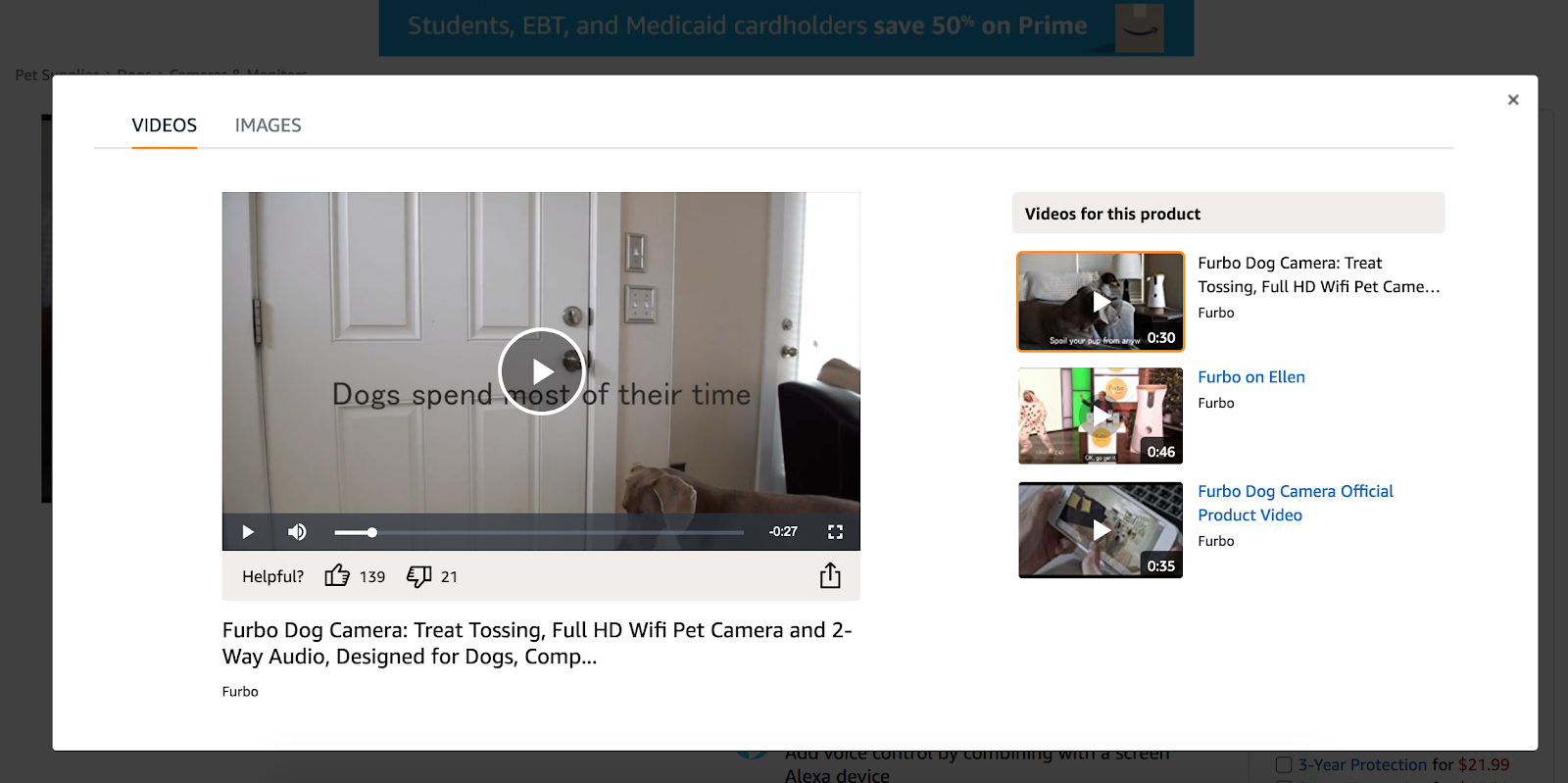 Using video to optimize your Amazon listing