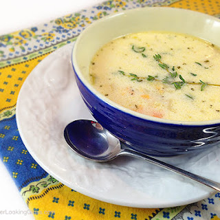 Simon Pearce Vermont Cheddar Cheese Soup