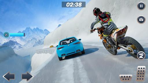 Mountain Bike Snow Moto Racing 2.1 Screenshots 3