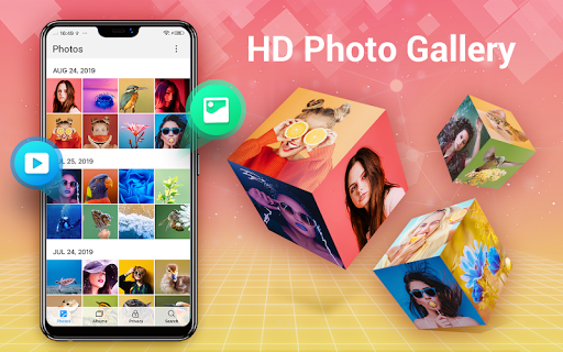 Photo Gallery - Photo Album Vault & Photo Editor screenshot 14