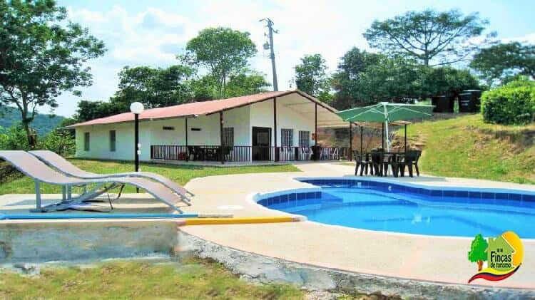 Cabañas en Tocaima