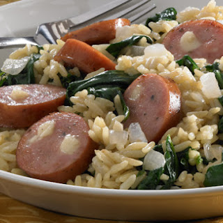 Cheese Rice Sausage Recipes
