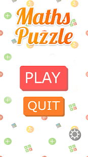 New Puzzle Game - Learn Advanced Maths for Kids - náhled