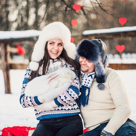 Свадебный фотограф Анастасия Диденко (anastasiyadi). Фотография от 21.01.2017