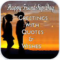 Friendship day Greetings Cards icon