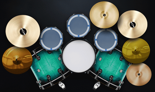 Band Boom Double Bass Drum