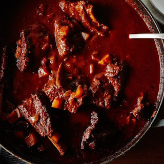 Short Rib and Pumpkin Chili.
