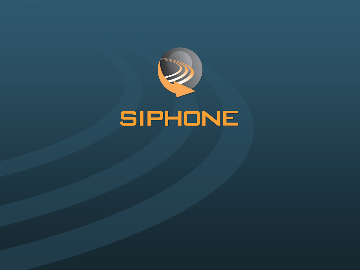 Siphone- screenshot