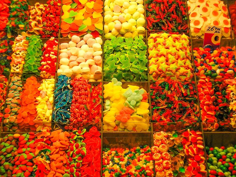 Caramelle, caramelle, caramelle.. di Fabien