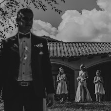 Wedding photographer Christian Barrantes (barrantes). Photo of 02.05.2018
