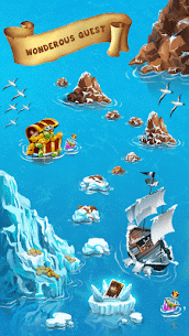 Pirates Gold Coin Party Dozer MOD (Unlimited Money) 3