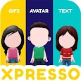 XPRESSO - My animated 3D avatar anime gif sticker apk