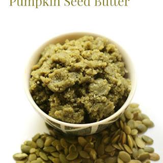 Raw Coconut Pumpkin Seed Butter.