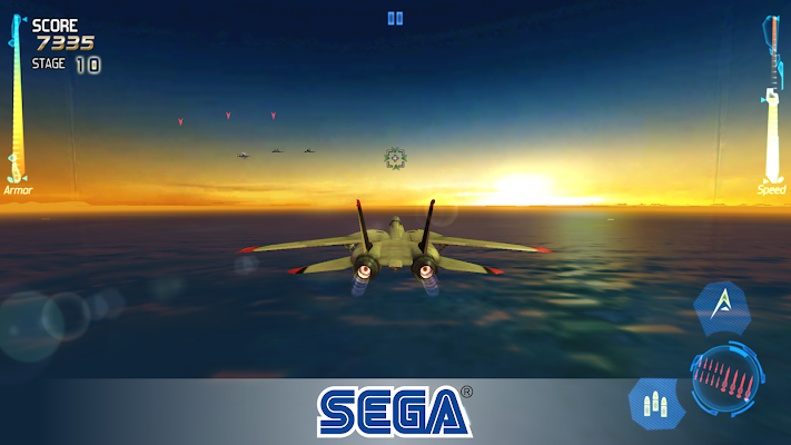 After Burner Climax Screenshot Image