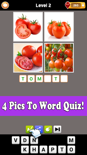 What The Word - 4 Pics 1 Word - Fun Word Guessing - Apps on Google Play