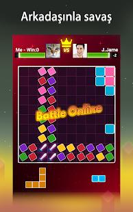 Block Puzzle Online 1010 Free Games Ekran Görüntüsü